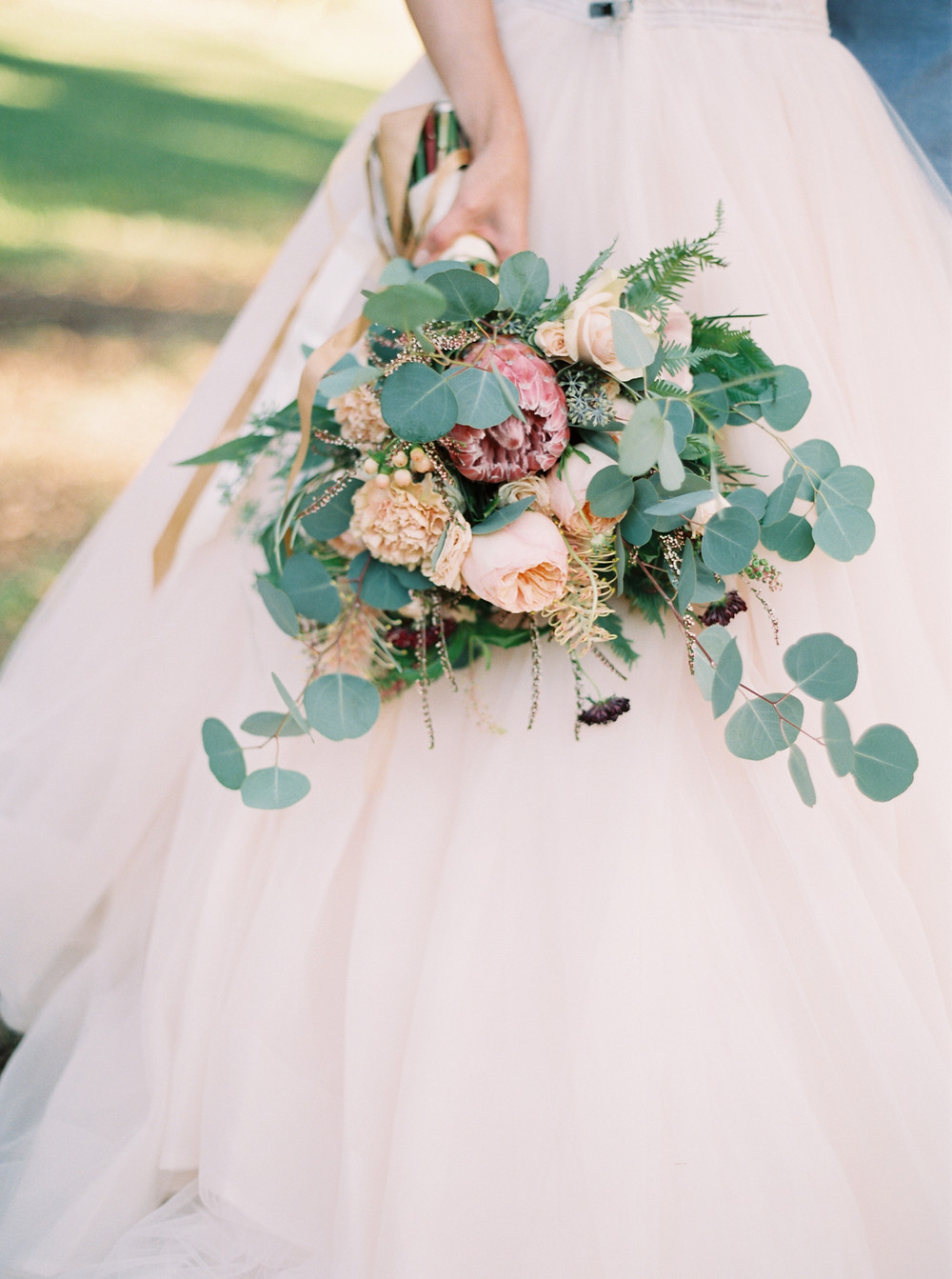 Romantic Ethereal Wedding at Vista Valley Country Club in Southern California
