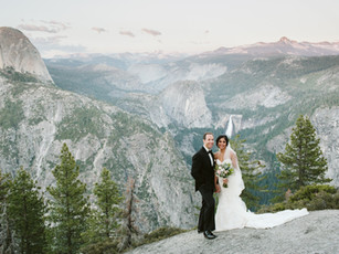 Mila + Dave's Yosemite National Park Elopement