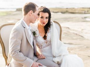 Cuvier Park Wedding Elopement | La Jolla, CA