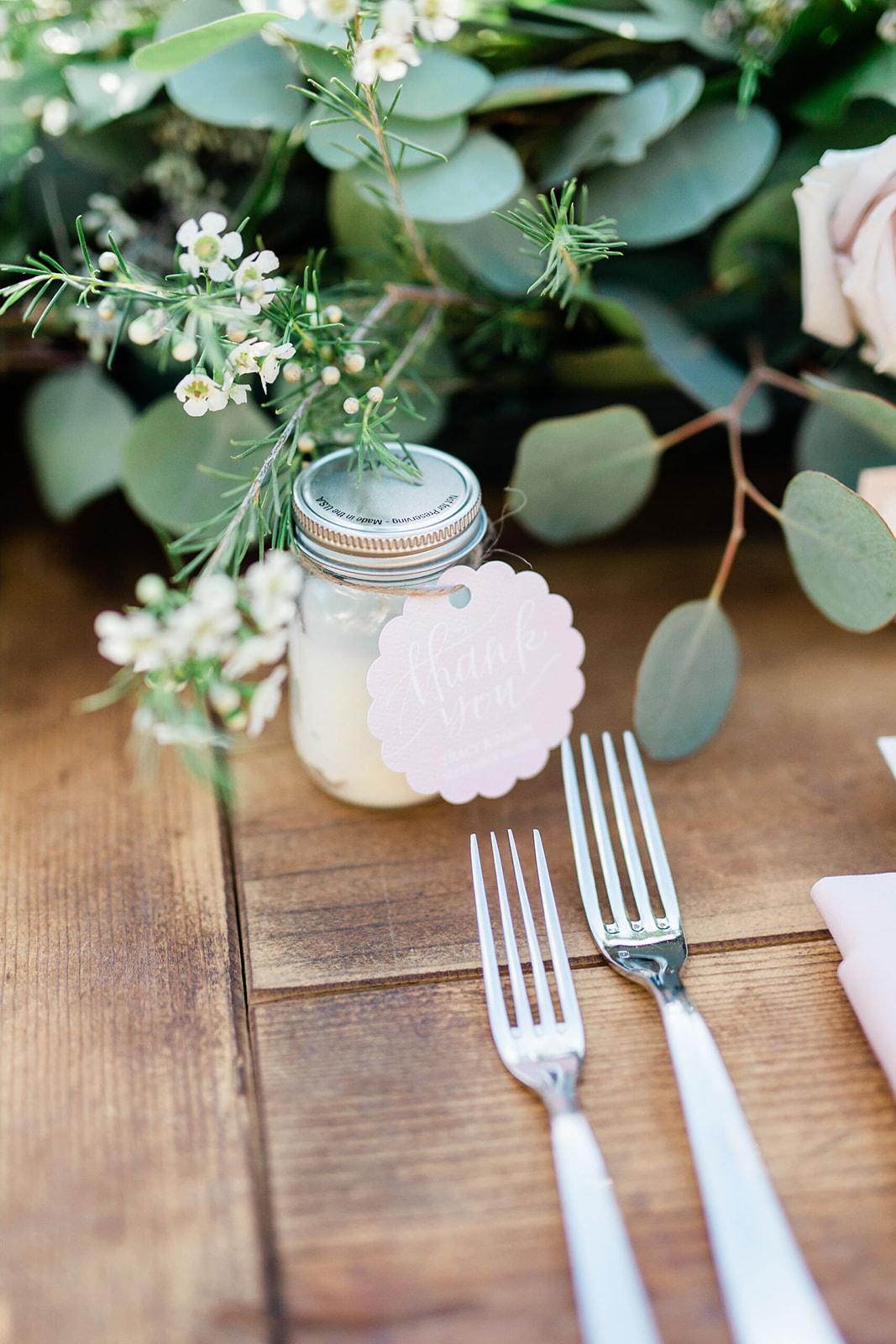 Tracy + Jason: Romantic Wedding at the Darlington House in La Jolla, California