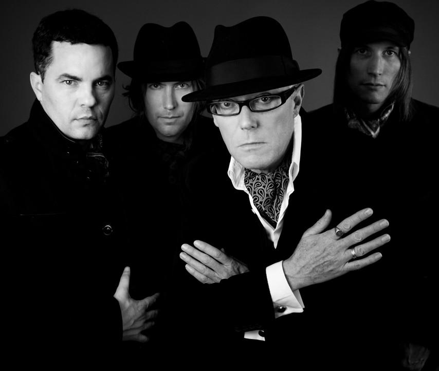 David J and the Gentlemen Thieves