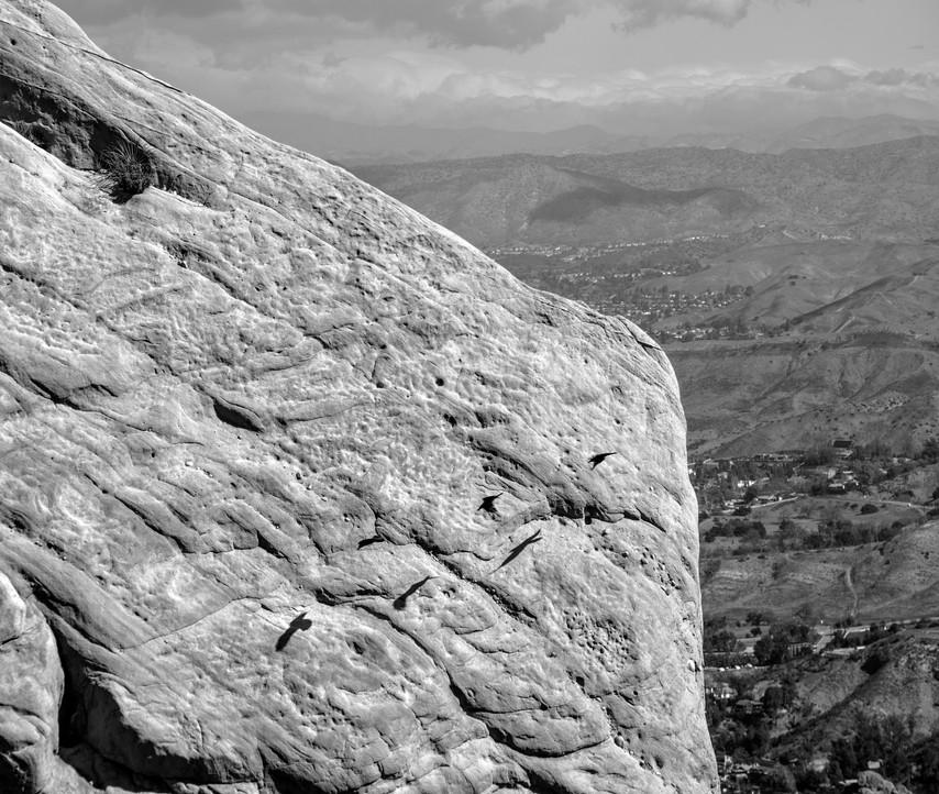 Backbone trail Malibu California