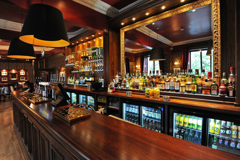 The Bar Below The Attic