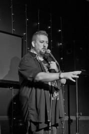 Rick Molland @ The Comedy Attic