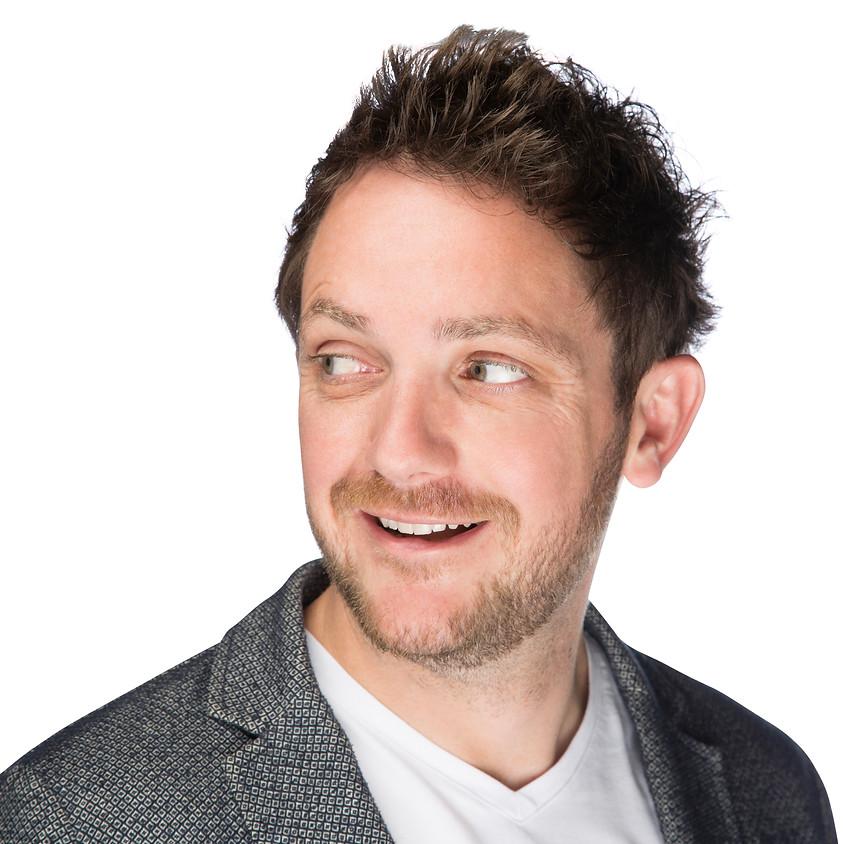 Danny O'Brien / Saturday Night Late Show @ The Comedy Attic