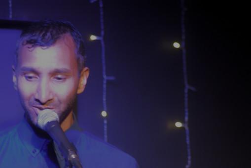 Imran Yusuf @ The Comedy Attic