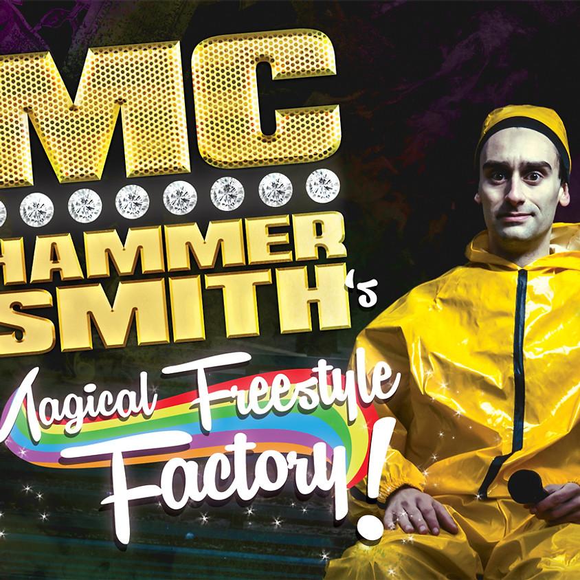 MC Hammersmith / Friday Night Late Show @ The Comedy Attic