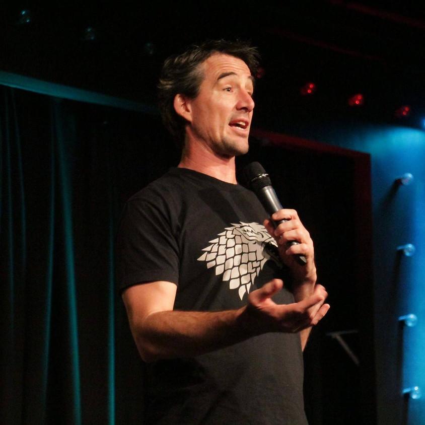 The Late Show @ The Comedy Attic - Mick Neven (Saturday)