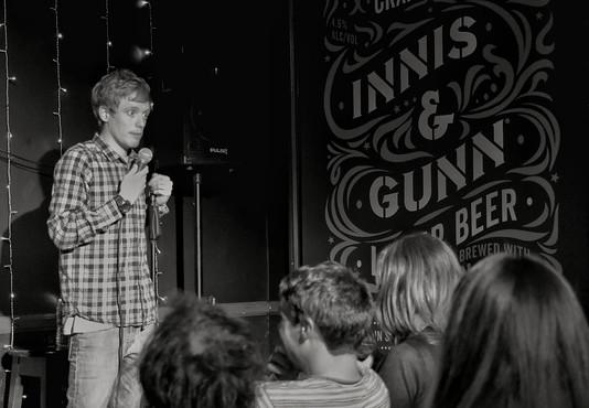 Robin Grainger @ The Comedy Attic