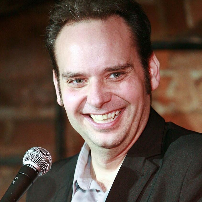 The Late Show @ The Comedy Attic - David Tsonos