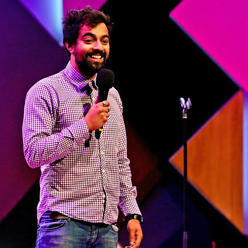 The Late Show @ The Comedy Attic - Raul Kohli (Saturday)