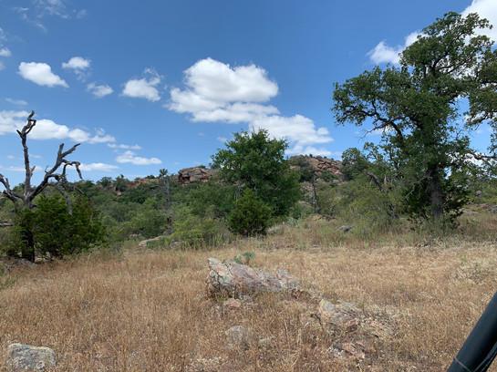 View toward Babyhead Ranch proper