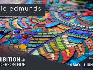 Solo Exhibition at Henderson Hub