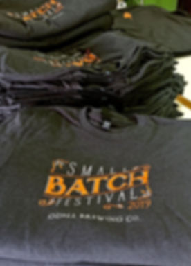 Appleton and fox cities small batch screen printing