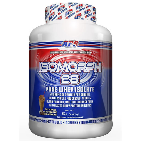 Isomorph28 5lb