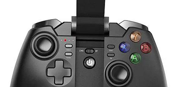 Controlador de jogos Tronsmart Mars G02 s/fio, p/ BOX TV Android/PS3/Tablet PC