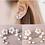 Thumbnail: Brincos de cravo de orelha