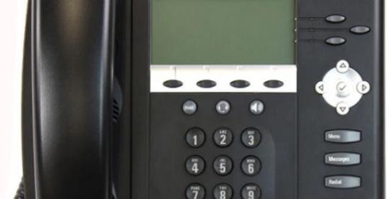 IP Phone Polycom IP450 PoE LAN HD Voice