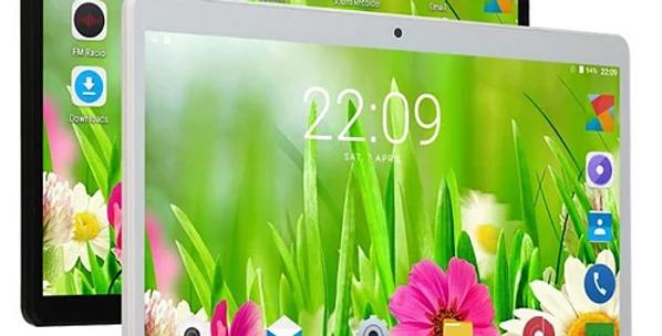 Tablet PC 4G LTE MTK 6753 10.1 2GB RAM 32GB HD Octa 8 Core, p/ criança - Cinza