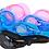 Thumbnail: Óculos para natação JUNIOR Super-K c/ protectores de ouvido e caixa protectora