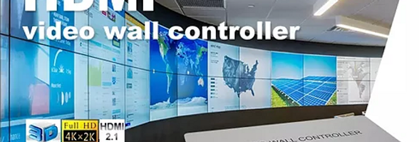 Controlador HDMI de Video Wall SOFLY