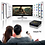 Thumbnail: Smart TV BOX MX10 4K Quad-Core 64bit Cortex-A53 4GB/32GB Android 9.08.1