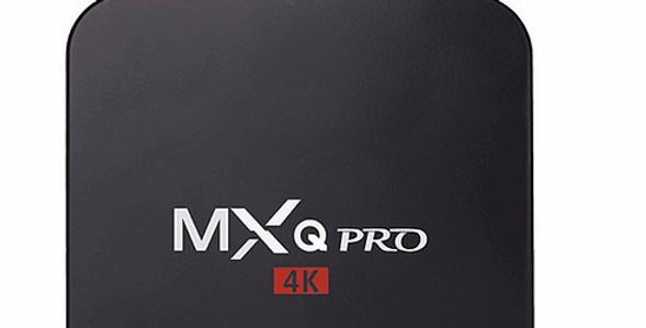 Smart TV Box MXQ Pro 4K Allwinner H3 Quad Core Cortex A7 1GB/8GB Android 9.0