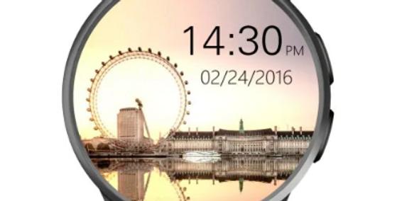 Smartwatch Phone KingWear KW18