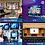 Thumbnail: Splitter HDMI 4X1 4k * 2K 3D c/ função Picture in Picture e controle remoto