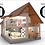 Thumbnail: Campainha inteligente Wifi com foto câmara e alarme p/ telemóvel