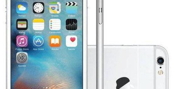 Iphone 6 Branco Usado