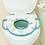 Thumbnail: Assento Sanitário Infantil com suporte de mão
