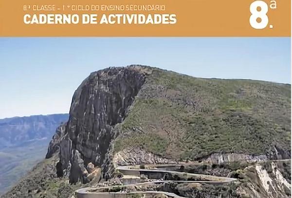 Caderno de Actividades Geografia