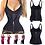 Thumbnail: Cinta modeladora de cintura e fitness p/mulher. Ajuda queimar gordura abdominal