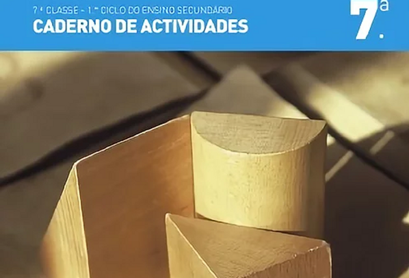 Caderno de Actividades de Matemática