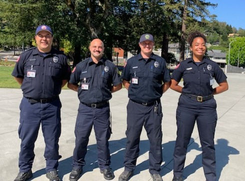 Defensible Space Inspectors, Marin Wildfire Prevcention Authority