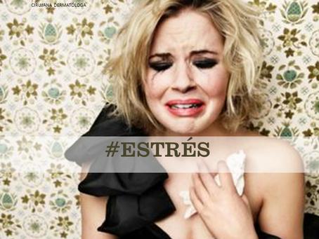Consecuencias GRAVES del #ESTRÉS en tu PIEL.