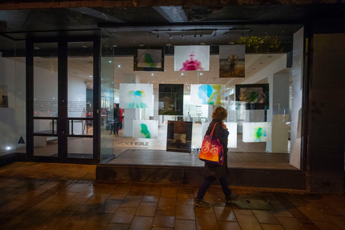 Urgency Commissions: Brave New World by Catherine Cartwright