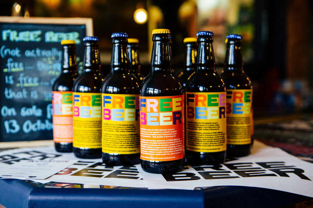The Atlantic Project: After the Future: Free Beer by SUPERFLEX