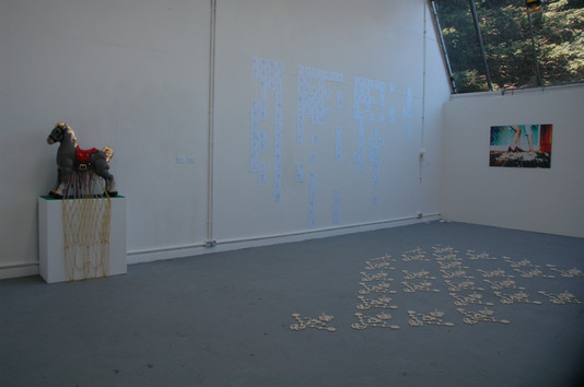 ...and all The Different Varieties: Various work by Sally Noall and Richard Rooks