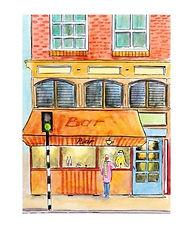 Заказать портрет кафе офиса магазина акварель москва ульяновск казань санкт-петербург самара нижний новгород