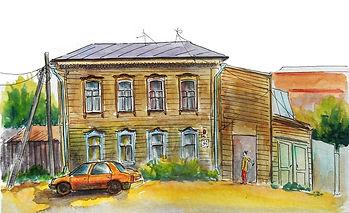 открытки ульяновск заказать открытки виды ульяновска ульяновск рисунки