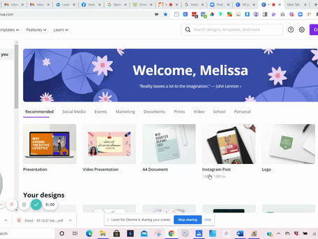 Create Your Facebook Cover in Canva