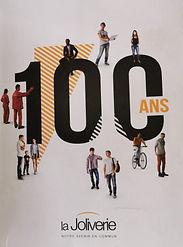 Livre 100 ANS