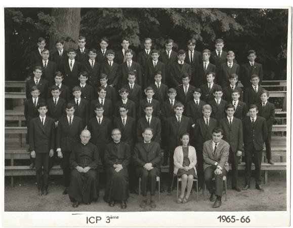 46e Promo _ 3ème année 1965-1966.png