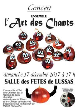 "Concert ""L'Art des Chants"""