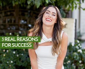 3 Real Reasons For Business Success