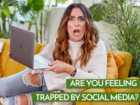 Are You Feeling Trapped By Social Media?