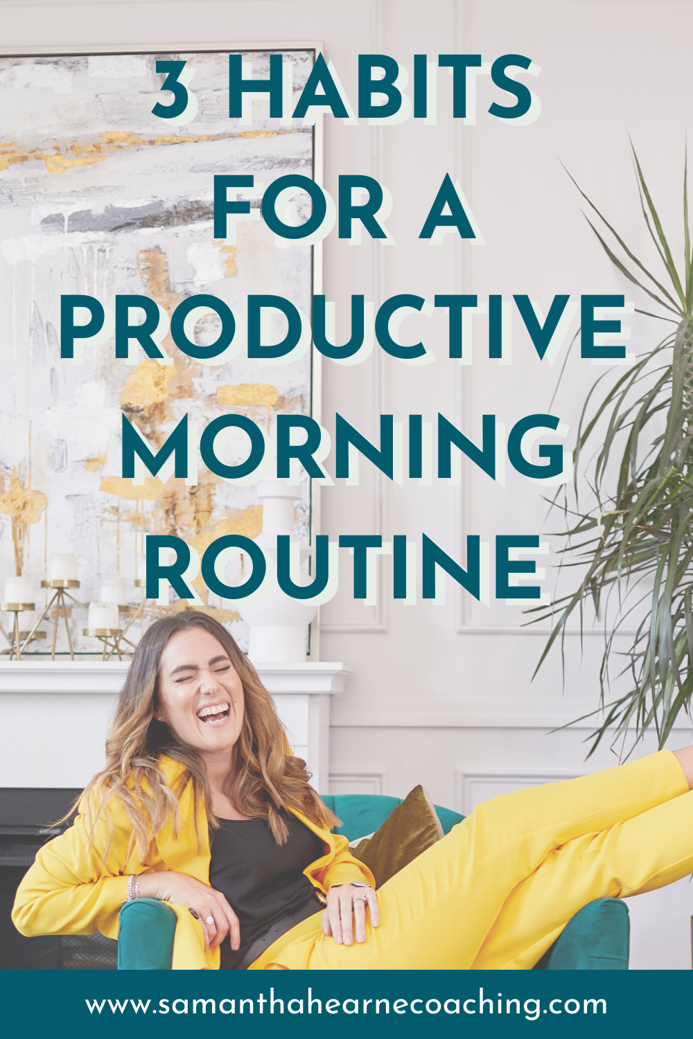 3 habits to have a productive morning routine