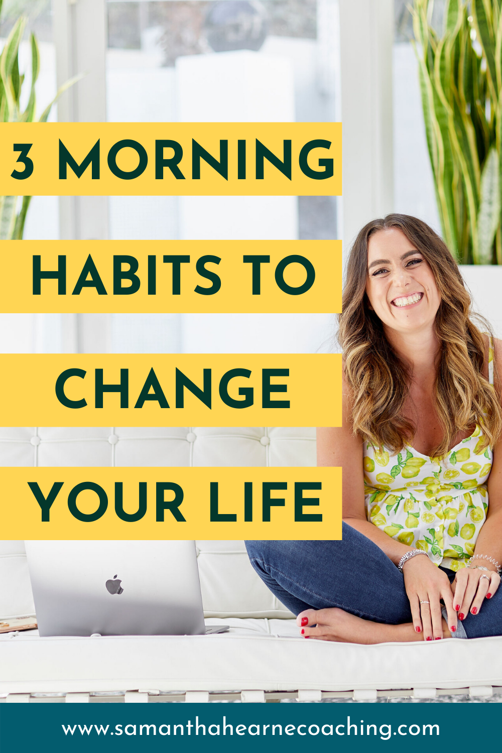 3 morning habits to change your life